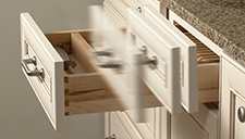 Soft Close Dovetailed Drawer Box